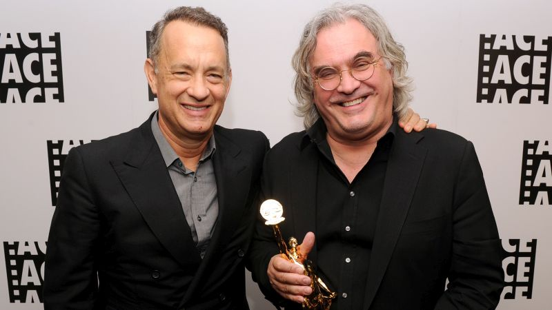 Paul Greengrass and Tom Hanks Reunite For News of the World