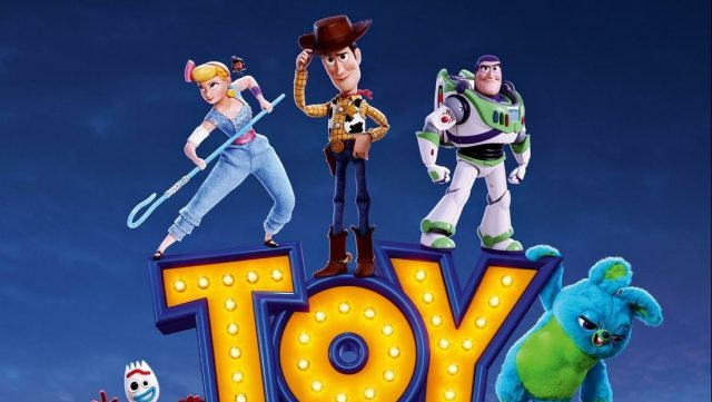 The Team is Back With the New Toy Story 4 International Poster