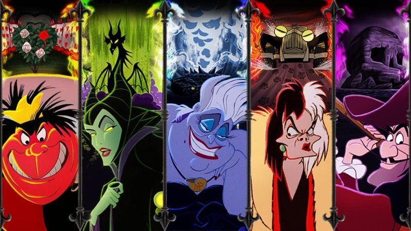 Disney Villains TV Series in Development at Disney+