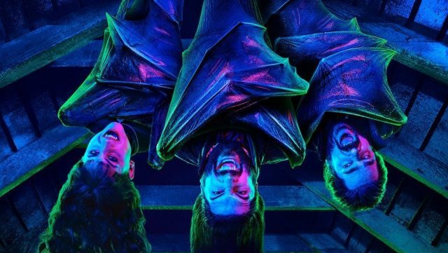Two New Blacklight Posters for What We Do in the Shadows Released