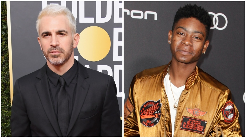 Chris Messina & RJ Cyler are Ready for Dark Cargo