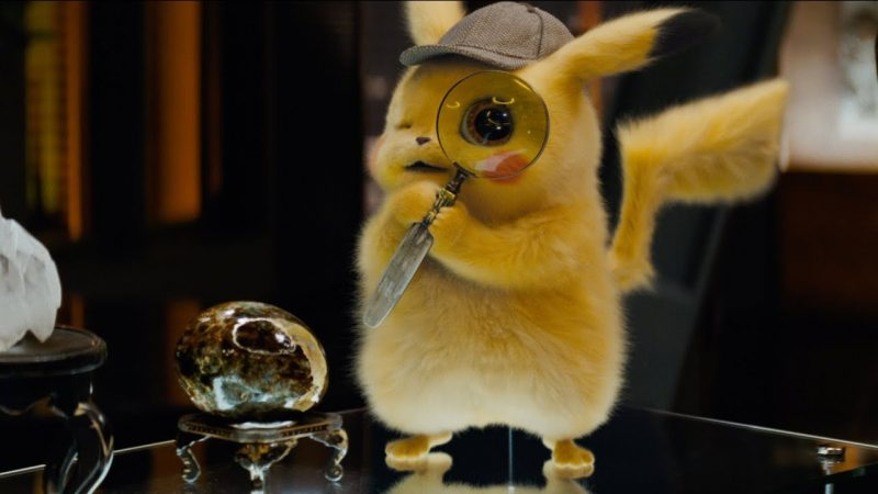 new Detective Pikachu teaser