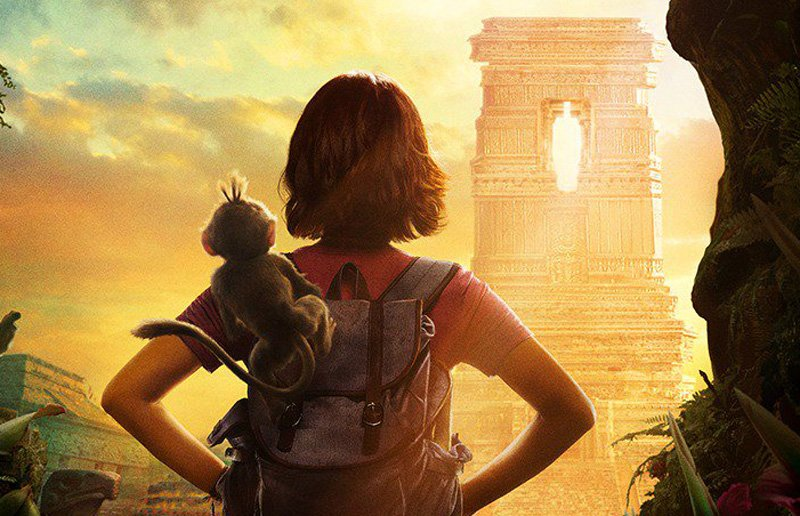 New Dora the Explorer Poster for the Live-Action Film