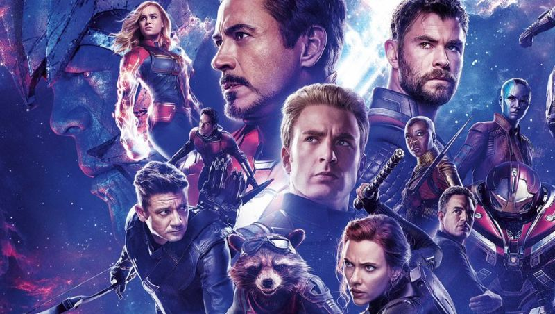New International Poster and TV Spots For Avengers: Endgame Released