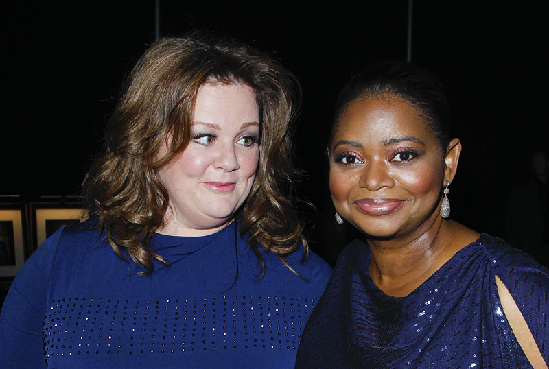 Melissa McCarthy & Octavia Spencer to Play Superheroes in Thunder Force