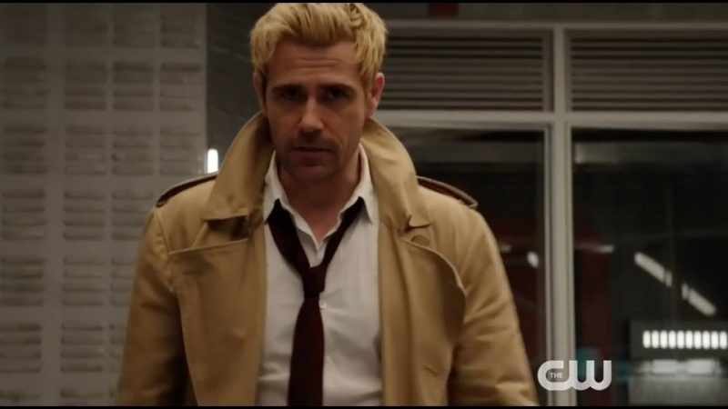 promo for Legends of Tomorrow
