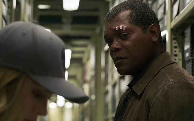 CS Interview: Samuel L. Jackson on Captain Marvel's Young Nick Fury