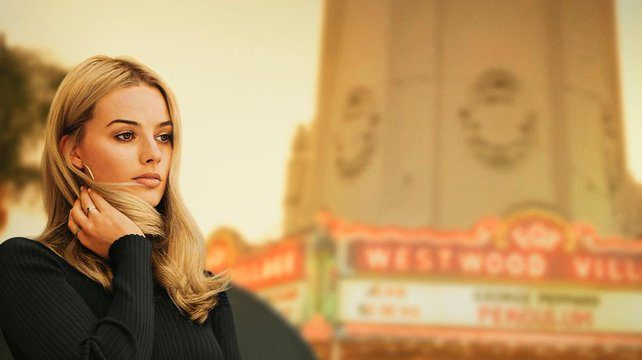 'Once Upon a Time in Hollywood' poster criticised for airbrushing Margot Robbie