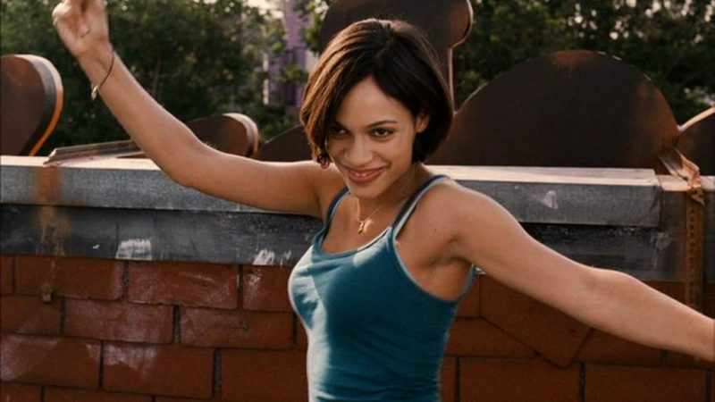 Rosario Dawson returns