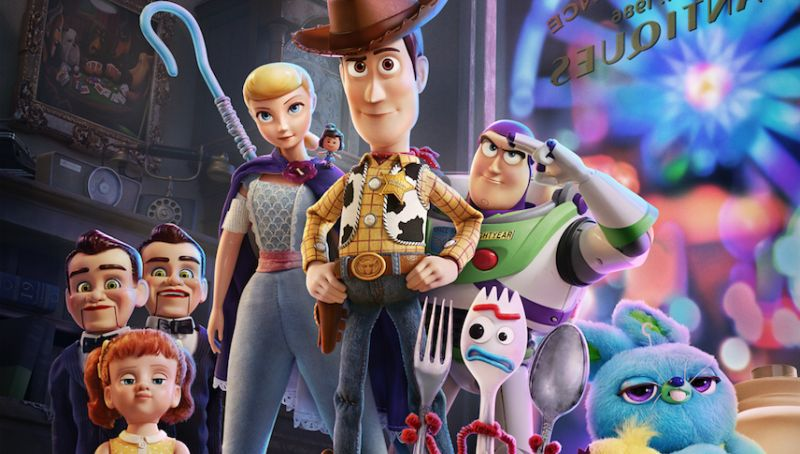 Watch the Full Toy Story 4 Trailer! - ComingSoon.net