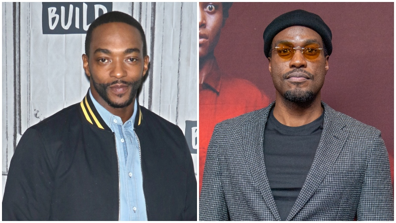 Anthony Mackie and Yahya Abdul-Mateen II Join Black Mirror Season 5
