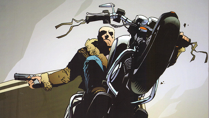 Brian Helgeland to Direct Button Man Adaptation for Netflix