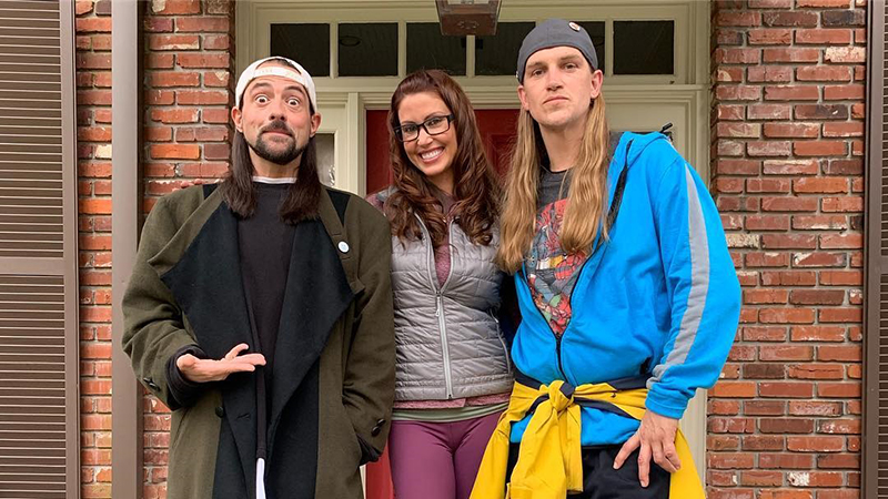 Shannon Elizabeth Confirmed for Jay and Silent Bob Reboot