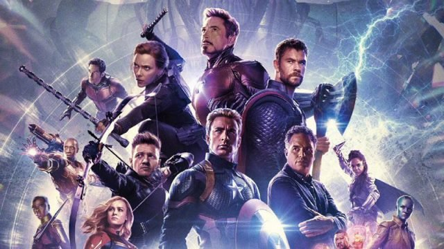 New Avengers Endgame Footage Debuts at CinemaCon
