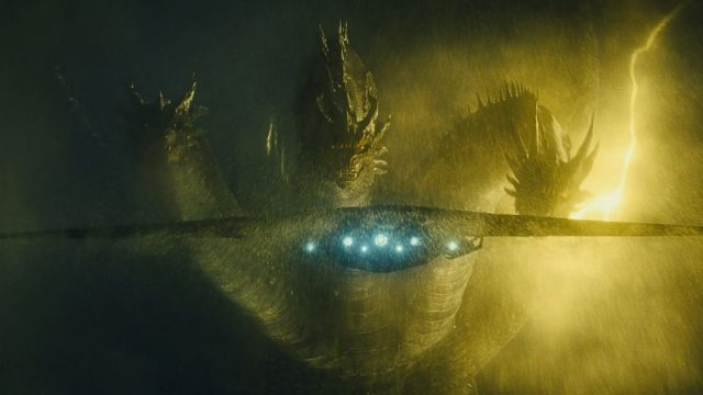 Godzilla: King of the Monsters TV Spots Highlight Each Titans' Powers