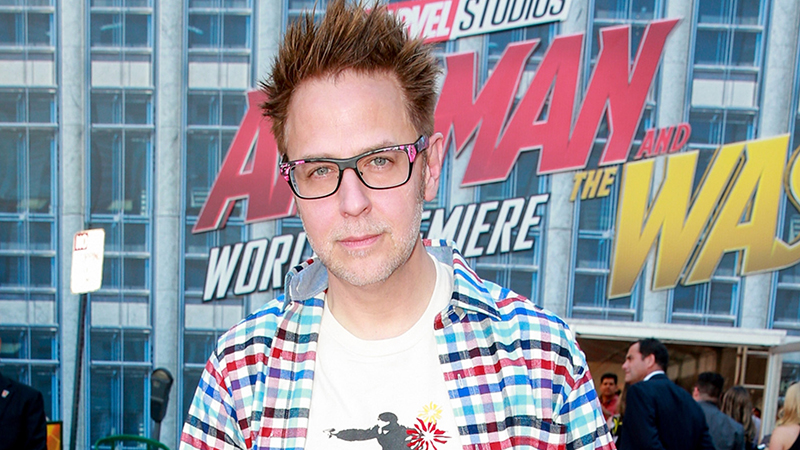 Disney Reinstates James Gunn for Guardians of the Galaxy 3