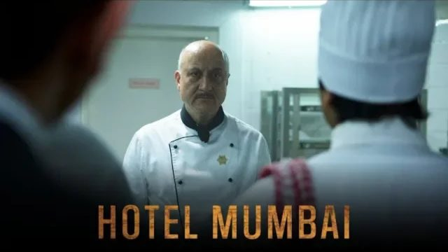 New Hotel Mumbai Clips:Chef Hemant Oberoi Tries to Save the Guests