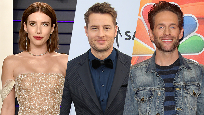 Emma Roberts, Justin Hartley & Glenn Howerton Join Lindelof's The Hunt