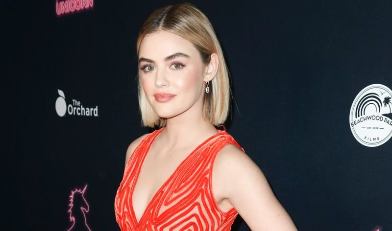 Lucy Hale to star in 'Riverdale' spinoff