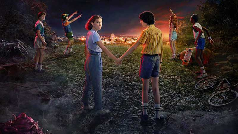 Stranger Things Season 3 Teases That It's Almost Feeding Time
