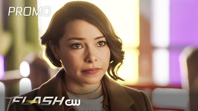 The Flash Episode 5.17 Promo: Nora Finally Tells Barry Her Secrets
