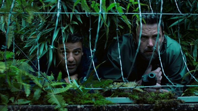 Find Out Why The Family is the Answer in the New Triple Frontier Clip