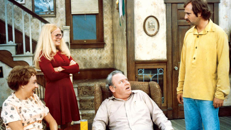 'All in the Family,' 'Jeffersons' rebooted for live special