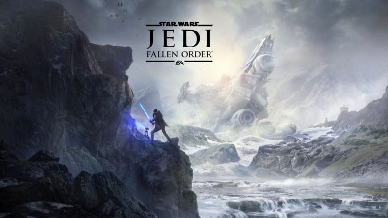 The Jedi: Fallen Order Trailer Reveals the Latest Star Wars Game