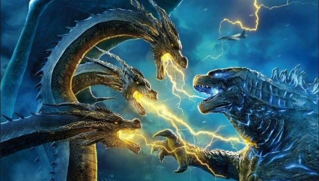 Movie Poster 2019: Godzilla: King Of The Monsters Poster Highlights The