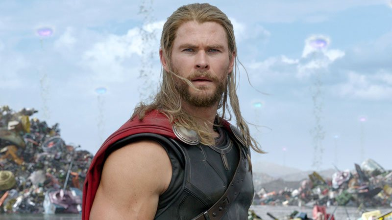 Chris Hemsworth Calls Rush His 'Audition' for James Bond