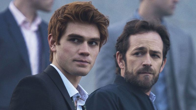 Luke Perry's final Riverdale