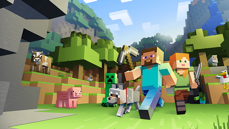 Minecraft Movie Heading To Theaters 2022