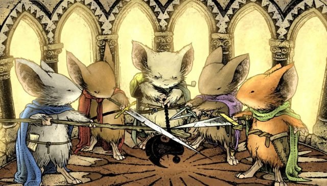 Disney Cancels Fox's Mouse Guard Film Adaptation