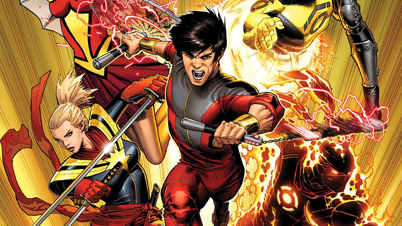 Shang-Chi Reportedly Set To Film In Australia