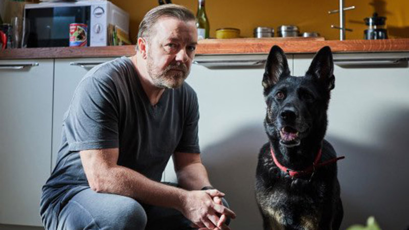 Ricky Gervais' After Life to get a second season on Netflix