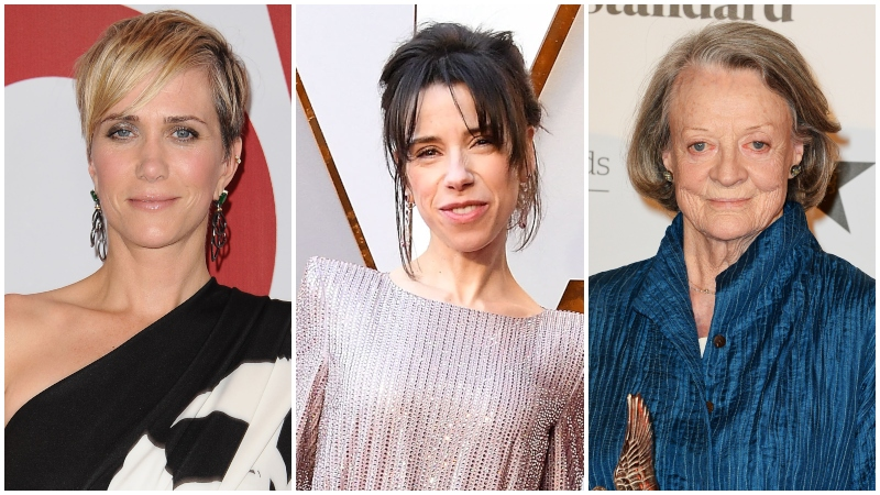 A Boy Called Christmas Casts Kristen Wiig, Sally Hawkins & Maggie Smith