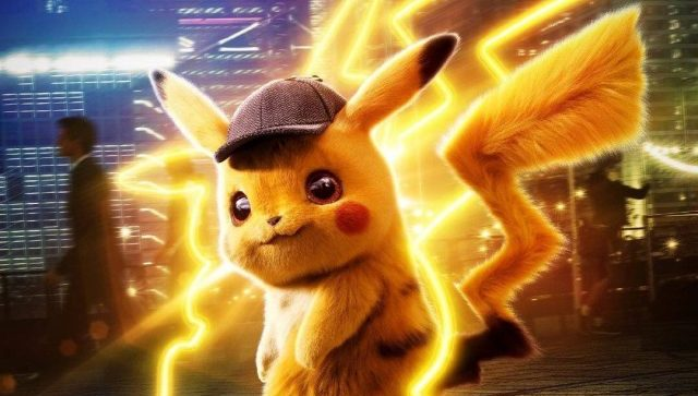 New Detective Pikachu Character Posters Highlight Fan-Favorite Pokémon