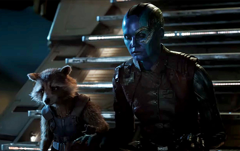 How Does Endgame Set Up Guardians Vol. 3?