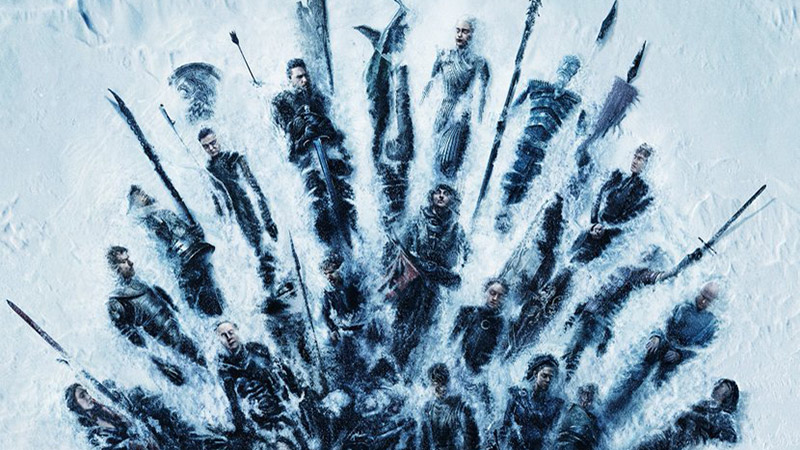 New Game of Thrones Season 8 Poster Teases Deadly War
