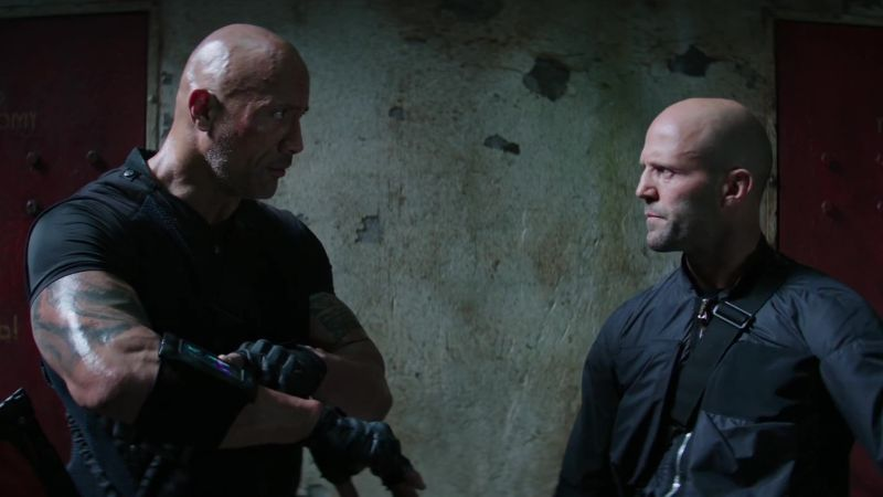 Wild New Hobbs And Shaw Trailer Is Fast, Furious, And Fantastic