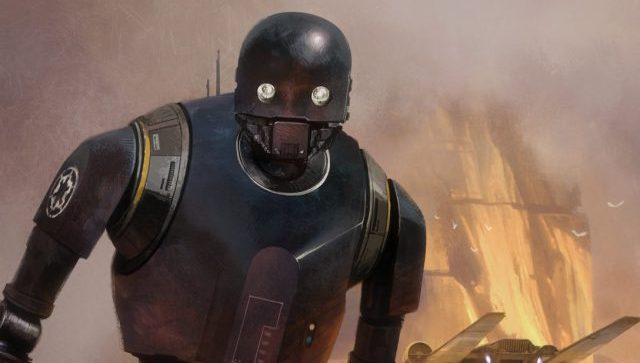Alan Tudyk to Return as K-2SO in Disney's Rogue One Spin-off Series