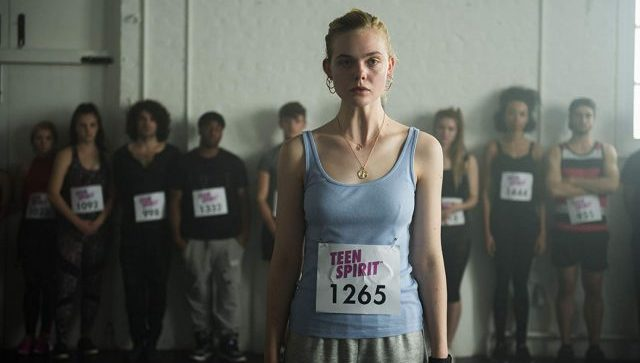Elle Fanning Sings Robyn's Dancing On My Own in New Teen Spirit Clip