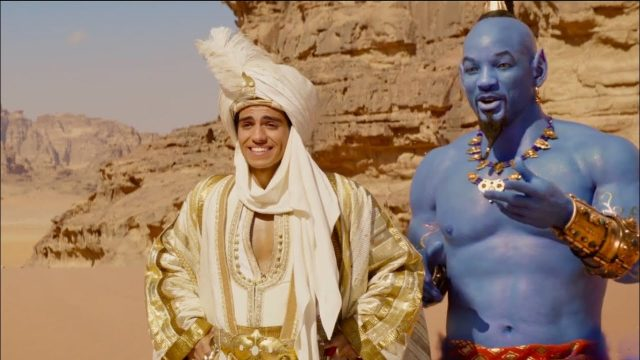 Make Way for Prince Ali Ababwa in the New Aladdin Clip