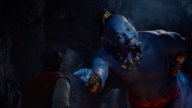 Aladdin Meets the Genie for the First Time in New TV Spot