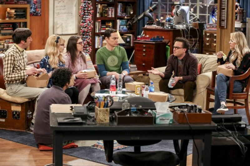 Big Bang Theory series finale