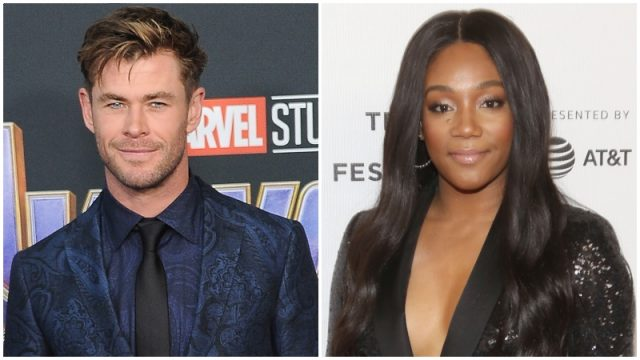 Chris Hemsworth & Tiffany Haddish to Star in Comedy Down Under Cover