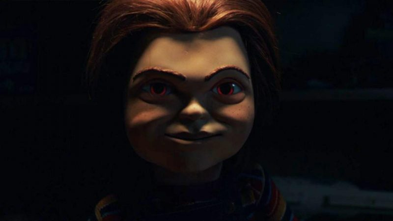 Child's Play brings Chucky to life
