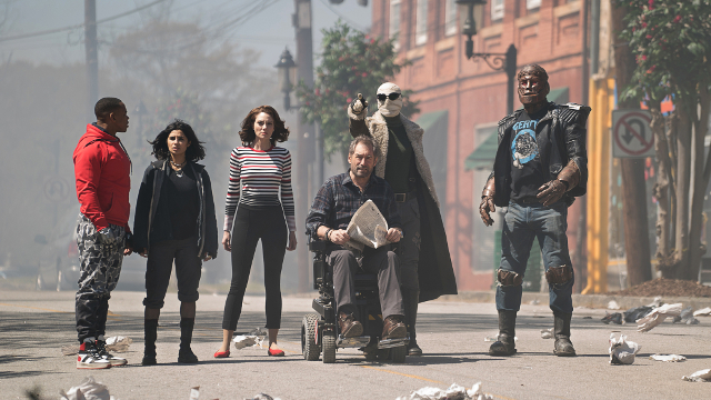 Doom Patrol Season 2 Will Be Making its Debut on HBO Max