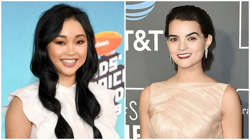 Brianna Hildebrand and Lana Condor to Star in New Comedy Girls Night