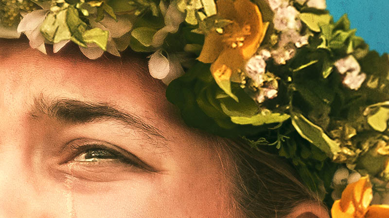 A24 Debuts New Official Poster For Ari Aster's Midsommar
